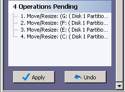 apply pending operations