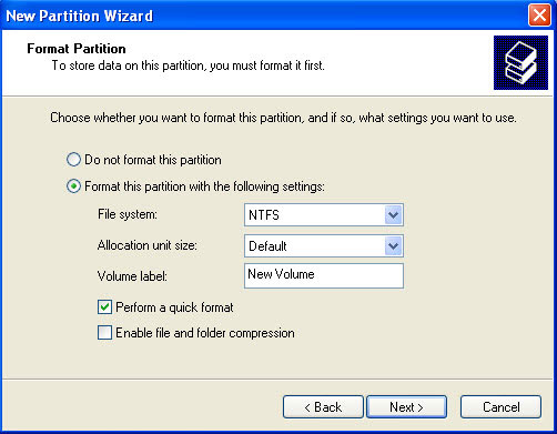 how to make a boot disk to format hard drive