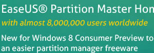 partition freeware