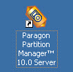 Paragon Partition Manager Server